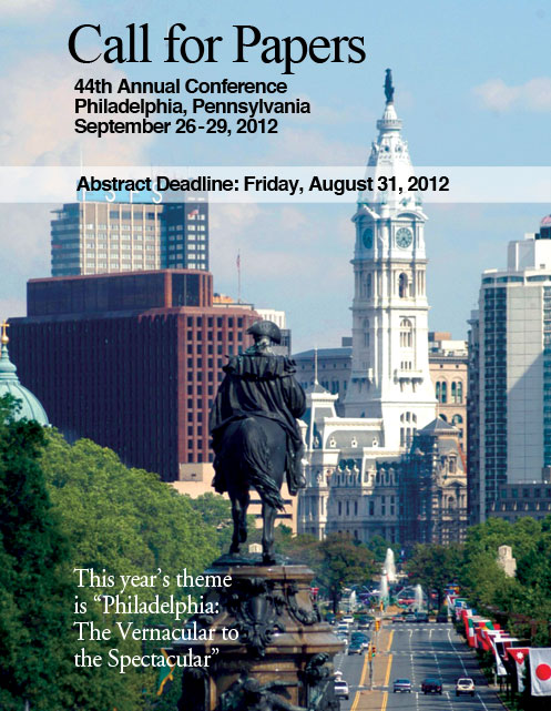 Call for Papers, 43rd annual conference