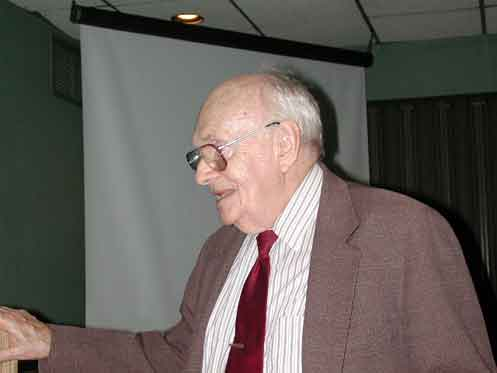 Stephen Straight receives Special Longevity Award, Bardstown, Kentucky, 2001