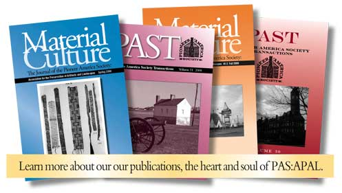Learn more about our publications, the heart and soul of PAS:APAL.